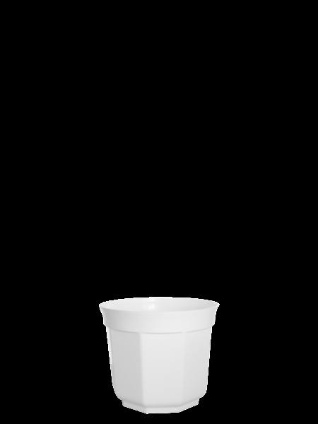 Doniczka ośmiokąt 10 cm