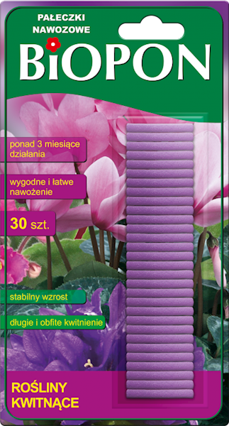 Pałeczki do roślin kwitnących 30 szt.