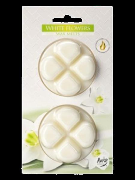 Wosk zapachowy białe kwiaty