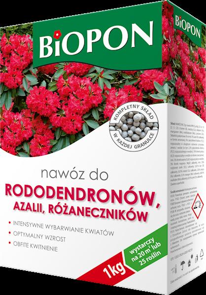 Nawóz do rododendronów 1 kg