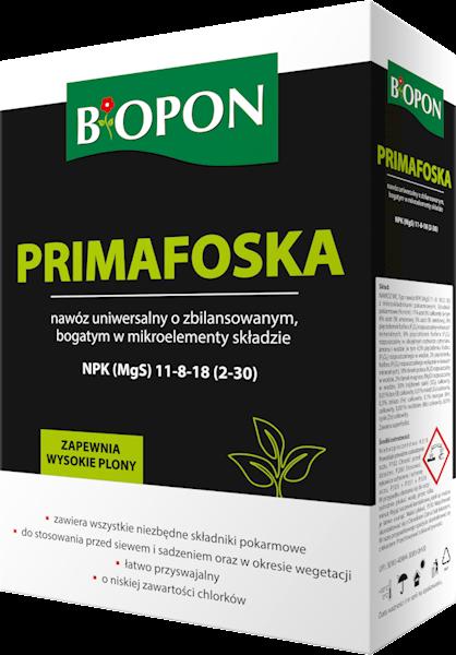 Biopon Primafoska 1 kg karton