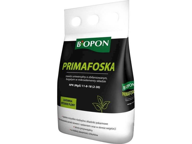 Biopon Primafoska 5 kg worek