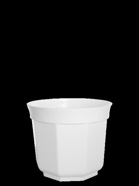 Doniczka ośmiokąt 18 cm