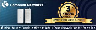ePMP3000L 5GHz Radio with GPS - LIGHT 64SM (BS)