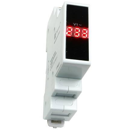 Modułowy miernik napięcia 1F 80-500VAC SPMV\1