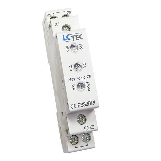 lampka kontrolna zaslilania L60-3P 3faz LC