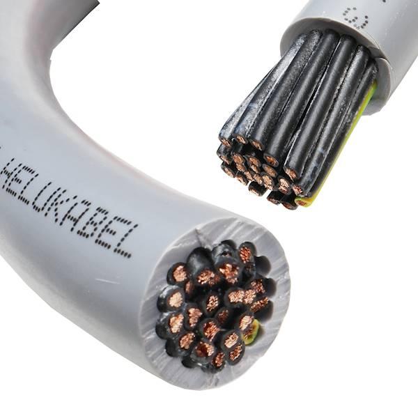 Przewód sterowniczy JZ-500 25G1,5 300/500V 10110