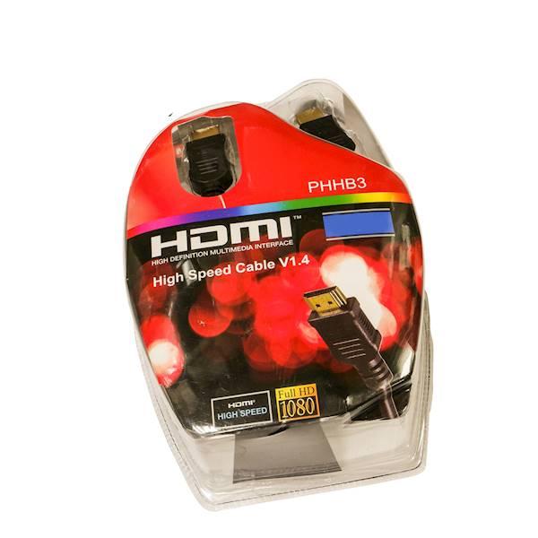 Kabel HDMI-HDMI Linear PHHB5 HQ 5m