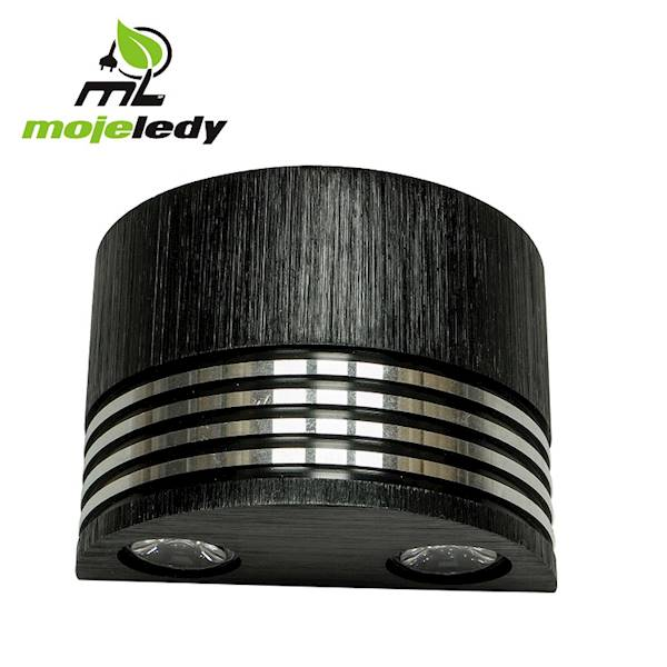 Kinkiet LED 2W 3200K 230V IP20  2139-2