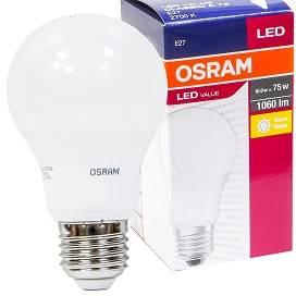 Żarówka LED 10W 240V E27 1060Lm ciepła 75W Osram