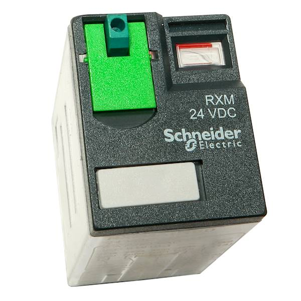 Przekaźnik schneider 4P 24V DC RXM4AB1BD