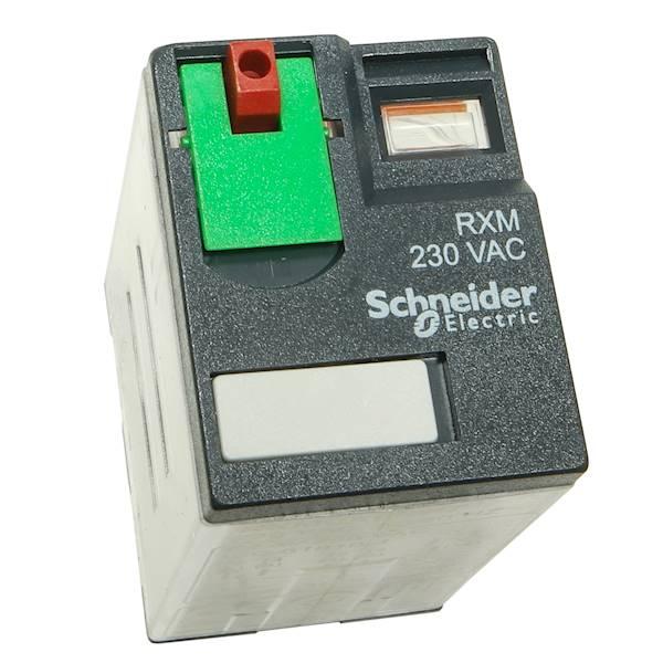 Przekaźnik pom schneider 2P 230V AC RXM2AB1P7