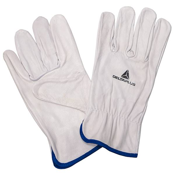 Rękawice ze skóry licowej bydlęcej rozmiar 10 FBN4
