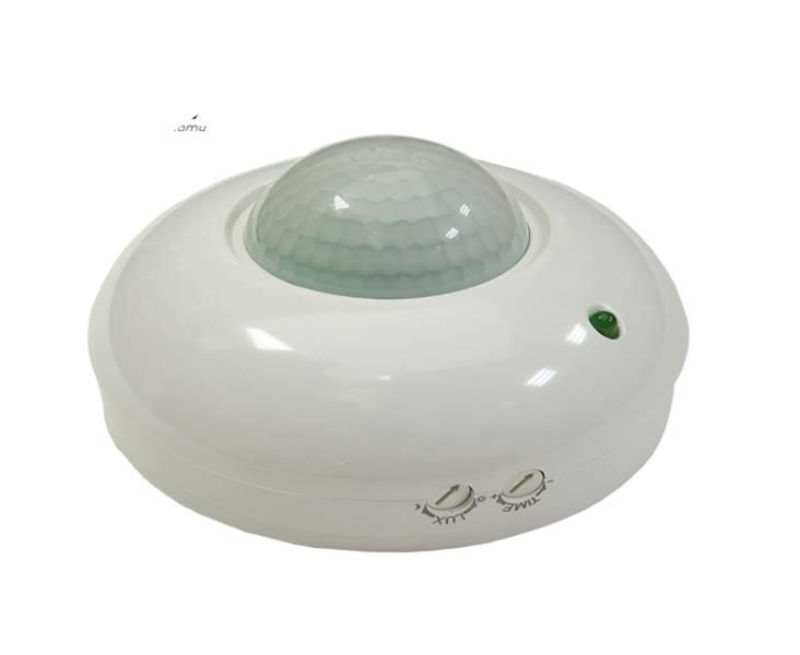 Czujnik ruchu natynkowy sufit biały JQ-37-W 00464