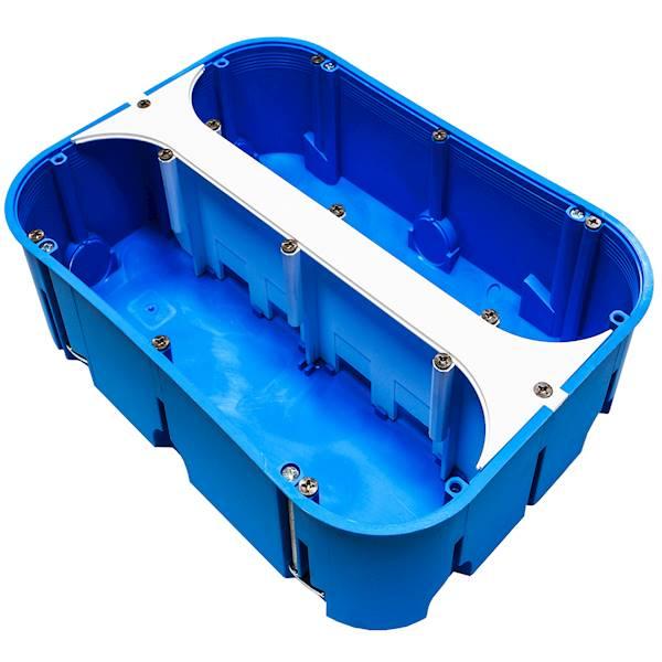 Puszka os sześciopolowa P6x60D niebieska 32174203