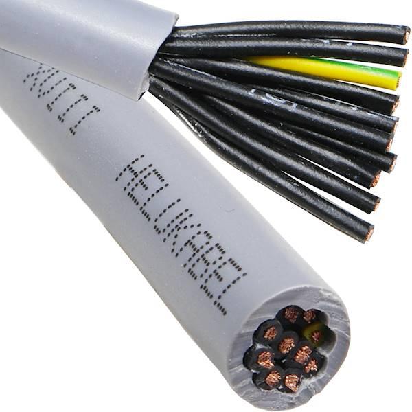 Przewód sterowniczy JZ-500 10G0,5 300/500V 10012