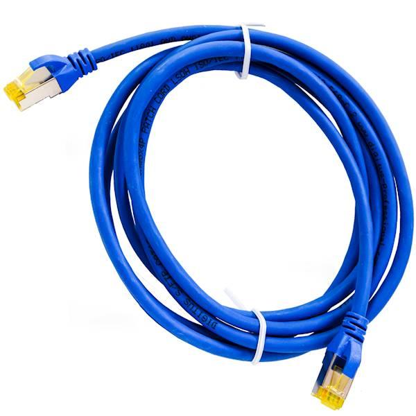 Kabel krosowy S FTP kat.6A 2m nieb DK-1644-A-020/B
