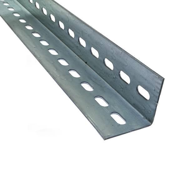 Kątownik cynkowany 50x50mm KTC50H50/2 2m Baks