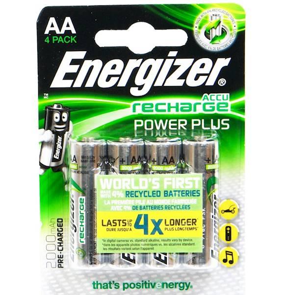 AKUMULATOR LR06 Energizer Power Plus 2000mAh