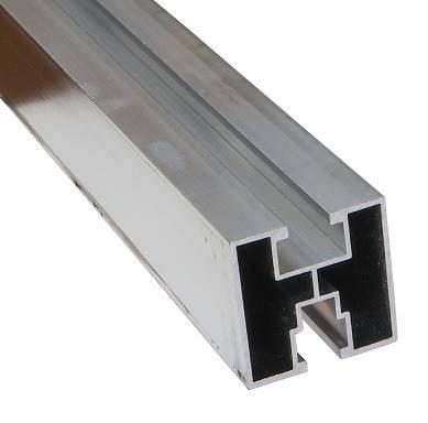 Profil aluminiowy PAL40H40/3,15m 894631 BAKS