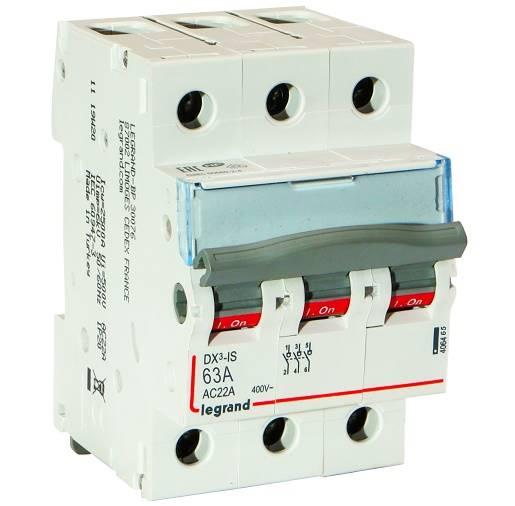 Rozłącznik modułowy 63A 3P FR303 legrand