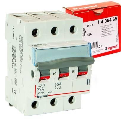 Rozłącznik modułowy 32A 3P FR303 legrand
