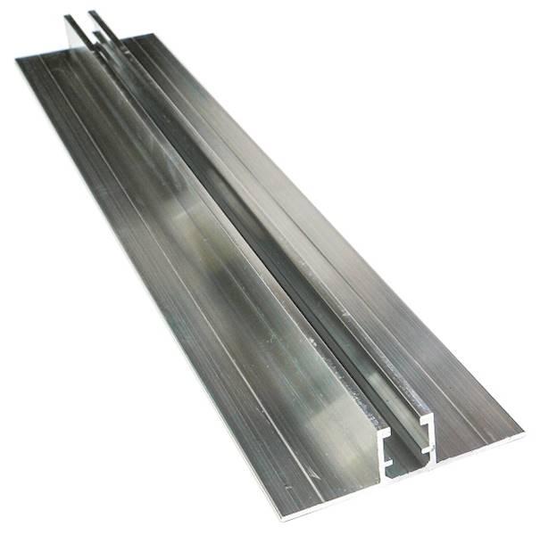 Szyna montażowa aluminiowa SM400 890040 BAKS