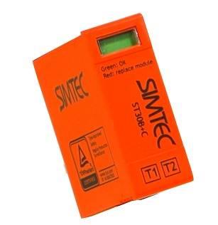 Wkład ogranicznik przepięć B+C 1P 30kA 275V SIMTEC