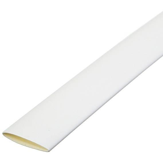 10x Koszulka termokurczliwa RTS 19/9,5 biała