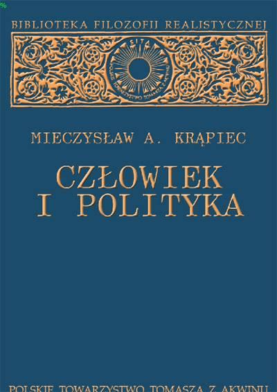 Człowiek i polityka [Man and Politics]