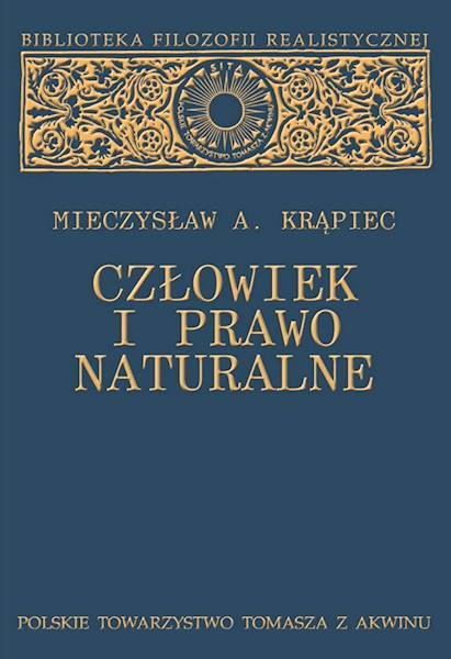 Człowiek i prawo naturalne [Man and the Natural Law]