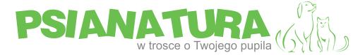 Psia Natura - karmy, przysmaki i akcesoria dla psów i kotów