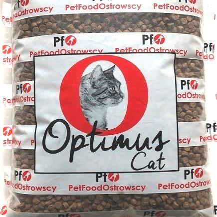 Karma dla kota Optimus Cat 1 kg