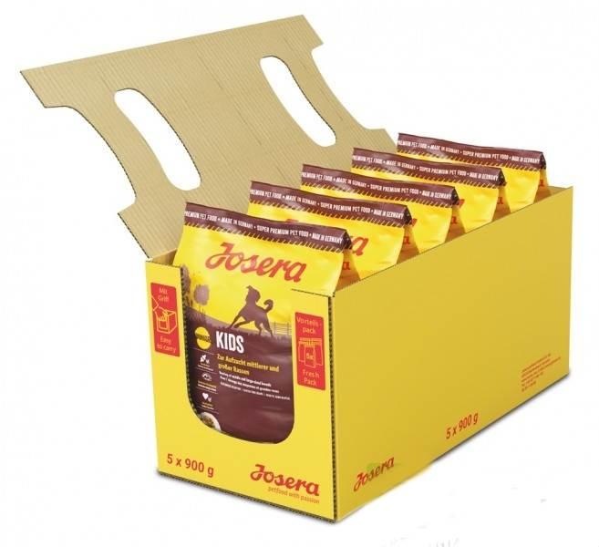 Josera Kids 4,5kg (900g x 5)