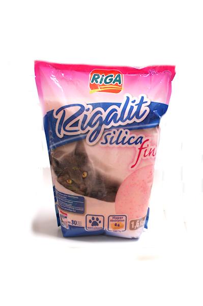 RIGALIT Żwirek silikonowy 4l