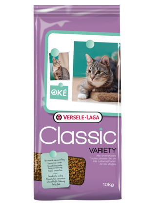 Karma dla kota VERSELE-LAGA Classic Variety 10kg