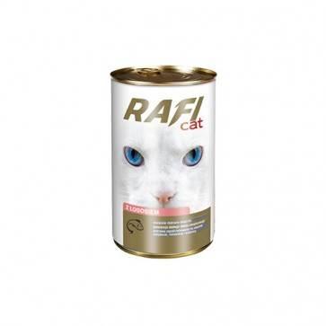 Puszka dla kota RAFI CAT 415g Łosoś