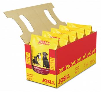 JosiDog Regular 5x900g