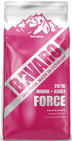 BAVARO Adult FORCE 28/16  18kg