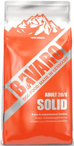 BAVARO Adult SOLID 20/8 18kg