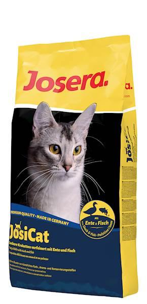 Karma dla kota Josicat Kaczka z rybą 10kg