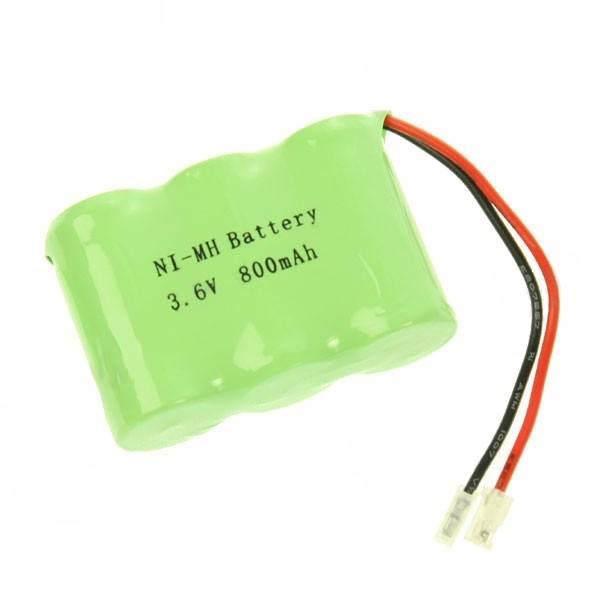 Akumulator NiMH 3,6V 250mAh 3x 2/3 AAA
