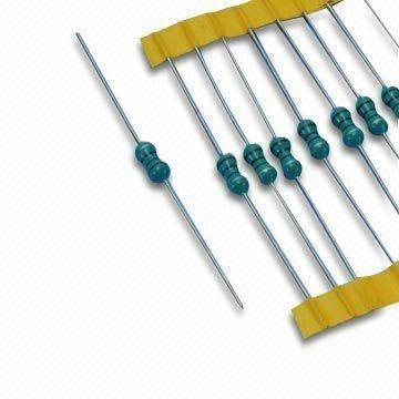 Dławik 1 uH osiowy3x7mm