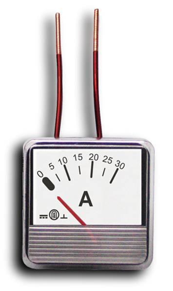 Miernik analogowy panelowy amperomierz 30A MP