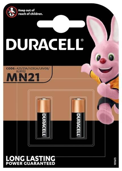 Bateria 23A MN21 Duracell