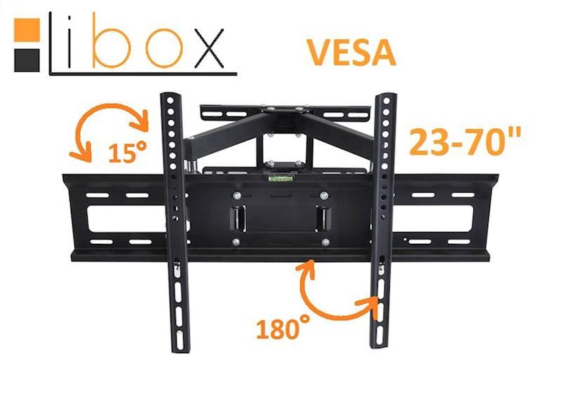 Uchwyt LCD  23-70cali 50kg STRONG LIBOX