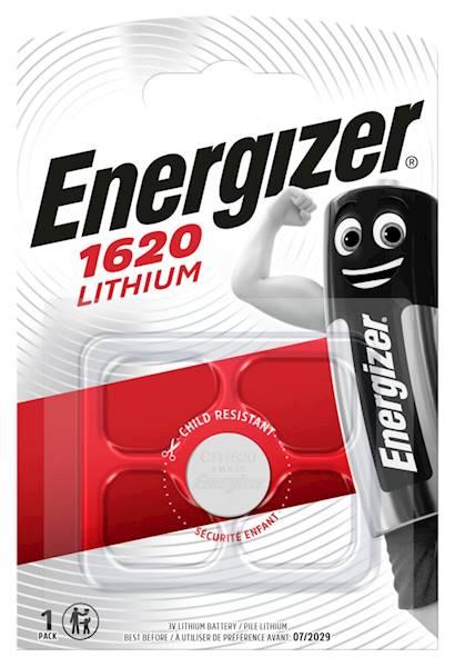 Bateria CR1620 Energizer