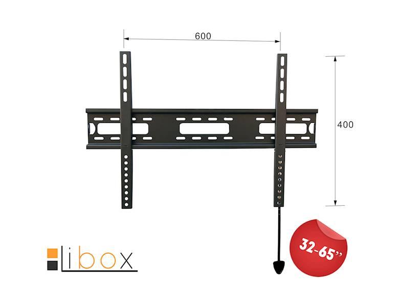 Uchwyt LCD 32-65 cali PARYŻ LIBOX