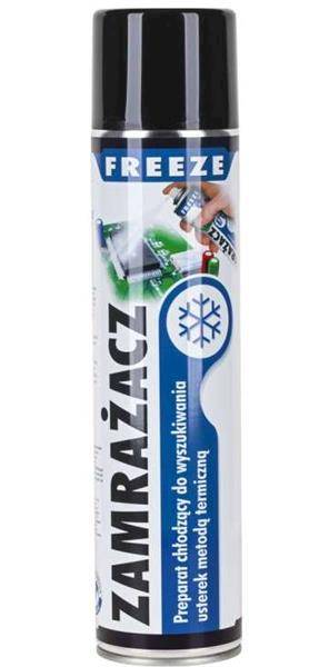 Freeze zamrażacz –55°C spray 300ml