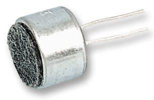Mikrofon 50-56dB fi=9mm h=4,5mm PCB